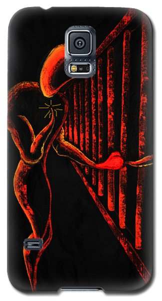 Imprisoned Love Galaxy S5 Case