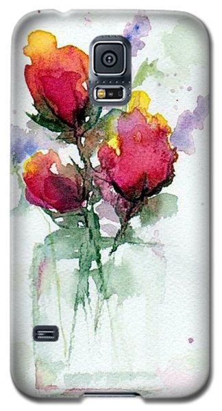 In A Vase Galaxy S5 Case
