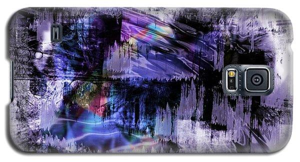 In A Violet Rhythm Galaxy S5 Case