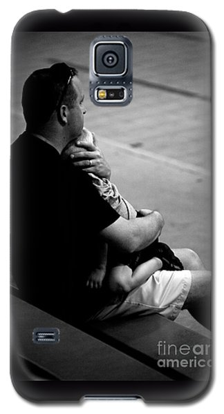 In Daddy's Arms Galaxy S5 Case