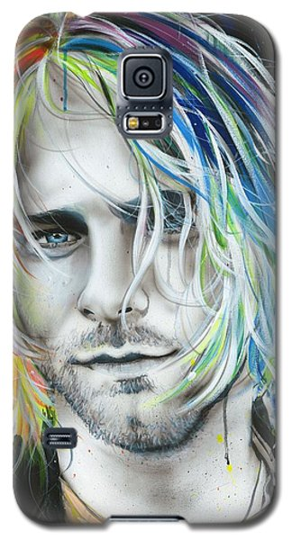 Kurt Cobain - ' In Debt For My Thirst ' Galaxy S5 Case