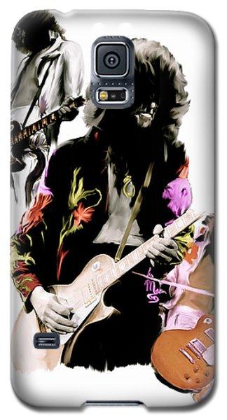 In Flight Iv Jimmy Page  Galaxy S5 Case