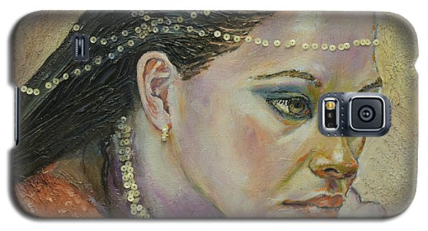 In Her Thoughts Galaxy S5 Case