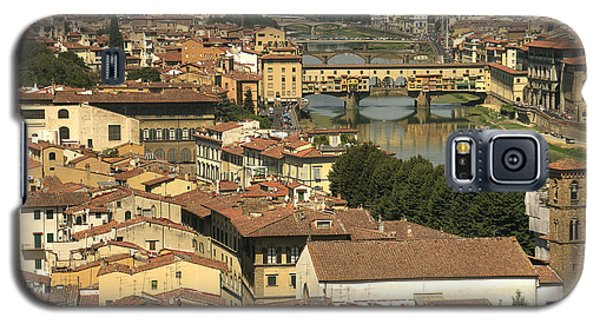 In Love With Firenze - 1 Galaxy S5 Case