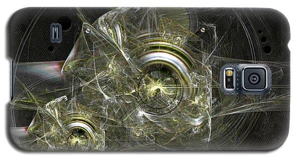 In Memoriam Amelia Earhart Galaxy S5 Case by Alexa Szlavics