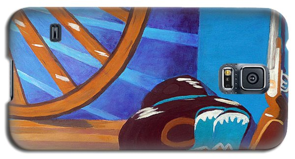 In Memory Of Cowboys Galaxy S5 Case