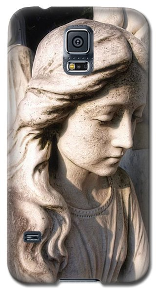 In Mourning Galaxy S5 Case by Tom Druin