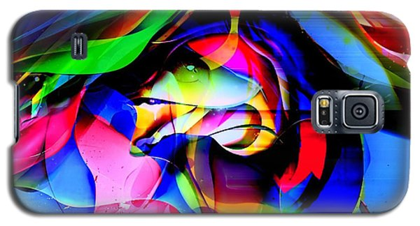 In My Dreams 2 Galaxy S5 Case by Barbs Popart