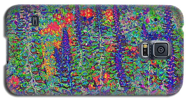 Galaxy S5 Case featuring the photograph In My Garden by Diane Miller