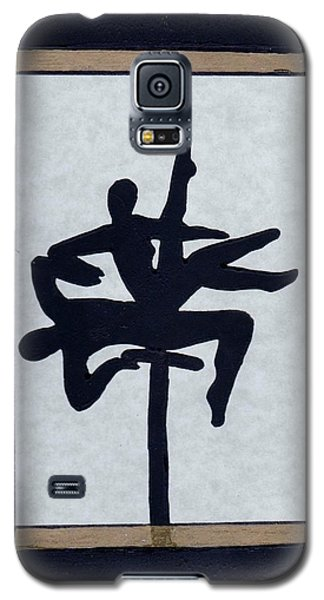 In Perfect Balance Galaxy S5 Case by Barbara St Jean