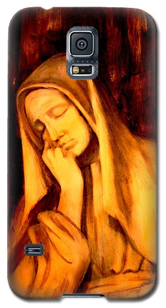 In Prayer Galaxy S5 Case