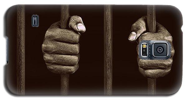 In Prison Galaxy S5 Case