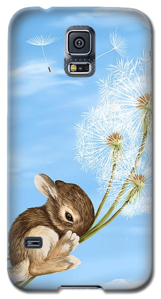 In The Air Galaxy S5 Case by Veronica Minozzi