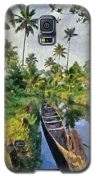 In The Backwaters Of Kerala Galaxy S5 Case