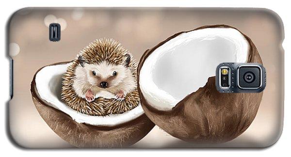 In The Coconut Galaxy S5 Case by Veronica Minozzi