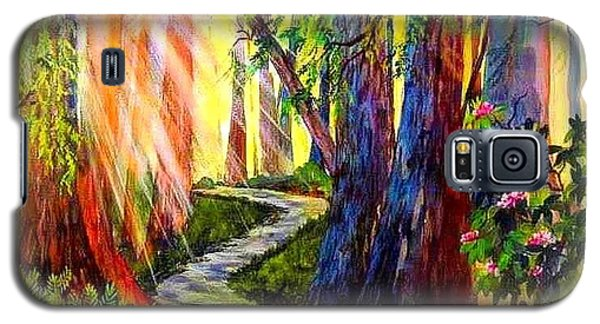 In The Forest Galaxy S5 Case
