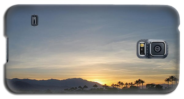 City Sunset Galaxy S5 Case - In The Grand Scheme Of Things by Laurie Search