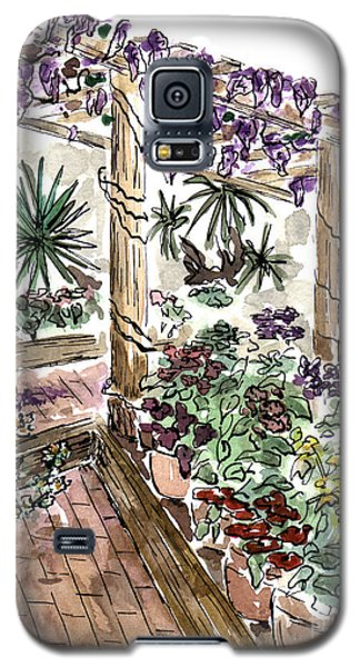 In The Greenhouse Galaxy S5 Case
