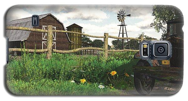 In The Heartland Galaxy S5 Case