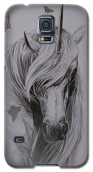 In The Heaven Galaxy S5 Case by Melita Safran