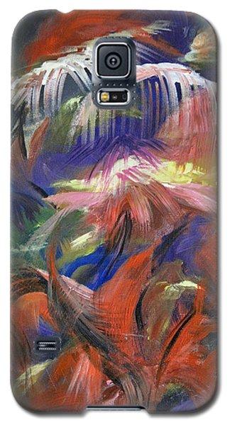 In The Jungle Galaxy S5 Case