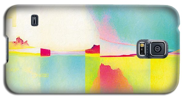 In The Land Of Forgetting 23 Galaxy S5 Case by The Art of Marsha Charlebois