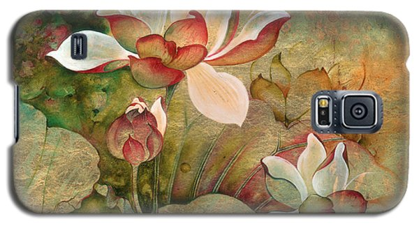 In The Lotus Land Galaxy S5 Case