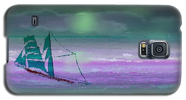 In The Moonlight. Galaxy S5 Case