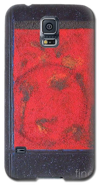 Galaxy S5 Case featuring the painting In The Night Sky by Mini Arora