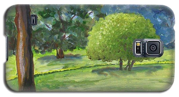 In The Park Galaxy S5 Case by Mini Arora