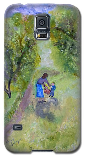 In The Pear Orchard Galaxy S5 Case