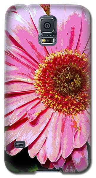 In The Pink Galaxy S5 Case by Sally Simon