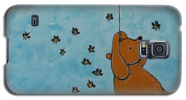 In The Pursuit Of Honey Galaxy S5 Case