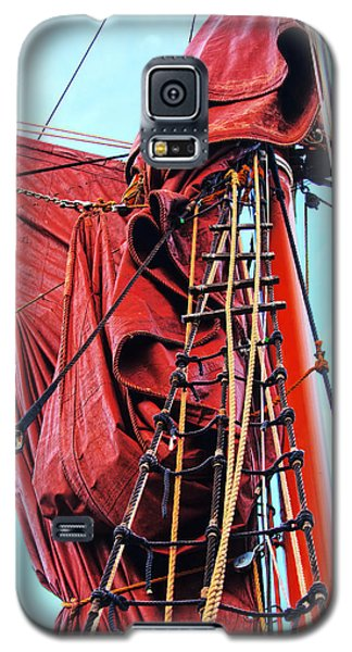 In The Rigging Galaxy S5 Case