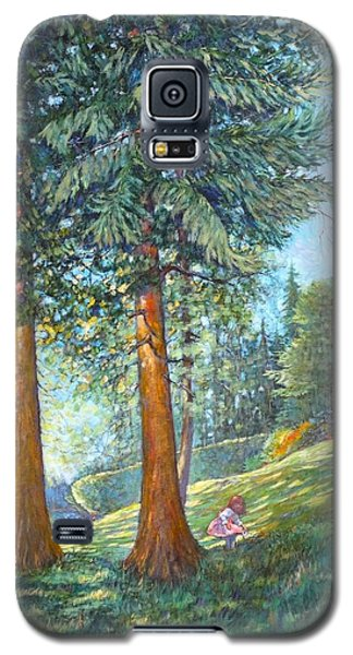 In The Shade Galaxy S5 Case by Charles Munn