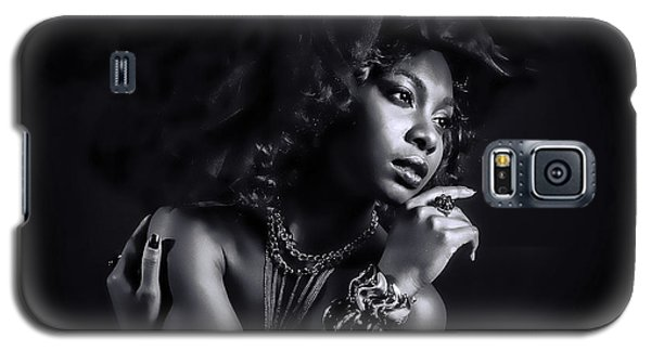 Galaxy S5 Case featuring the photograph In The Shadows by Brian Tarr