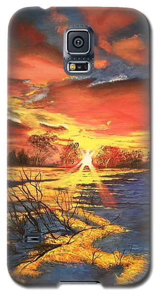 In The Still Of Dawn-2 Galaxy S5 Case