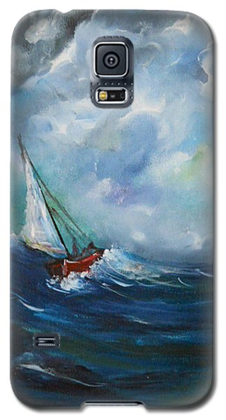 In The Storm Galaxy S5 Case by Dorothy Maier