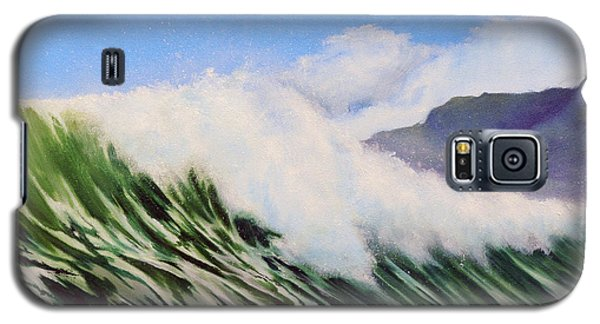 In The Surf Galaxy S5 Case by Neil Kinsey Fagan