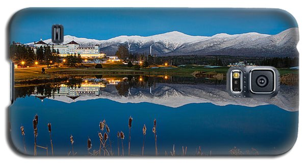 In The White Mountains Galaxy S5 Case
