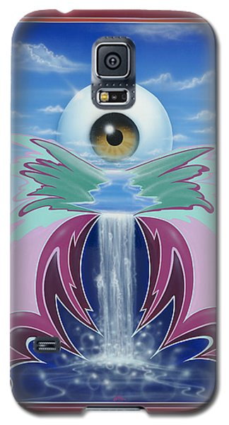 In The Wink Of An Eye Galaxy S5 Case