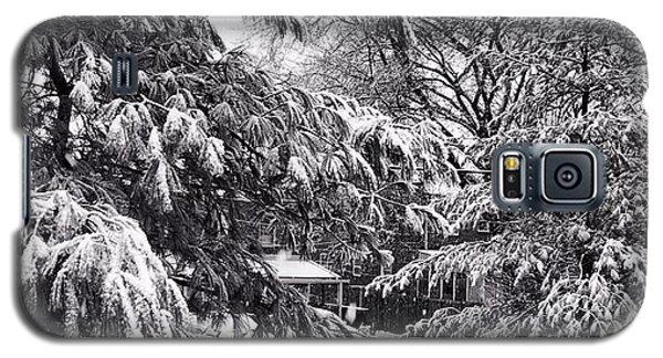 In Winter Galaxy S5 Case