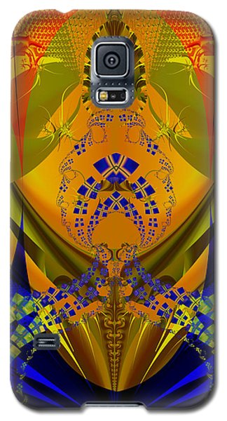 Inaugural Blossom Galaxy S5 Case by Jim Pavelle