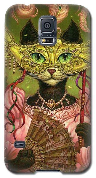 Card Galaxy S5 Case - Incatneato by Jeff Haynie