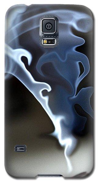 Incense Smoke Dance - Smoke - Dance Galaxy S5 Case