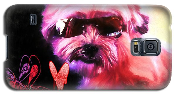 Incognito Innocence Galaxy S5 Case by Kathy Tarochione