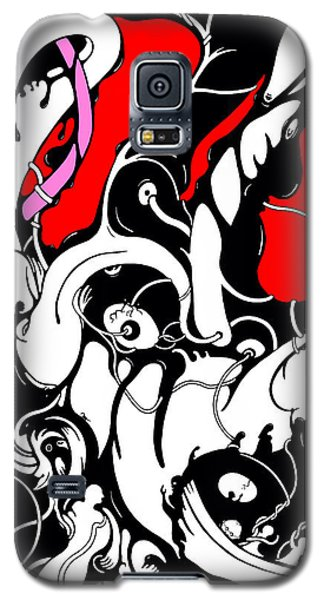 Incubus Galaxy S5 Case