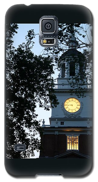 Independence Hall At Dusk Galaxy S5 Case