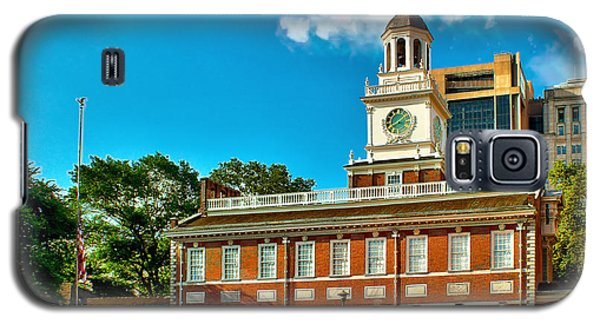 Independence Hall Galaxy S5 Case