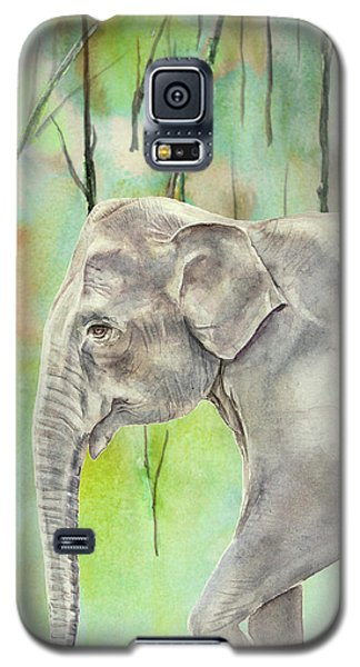 Indian Elephant Galaxy S5 Case